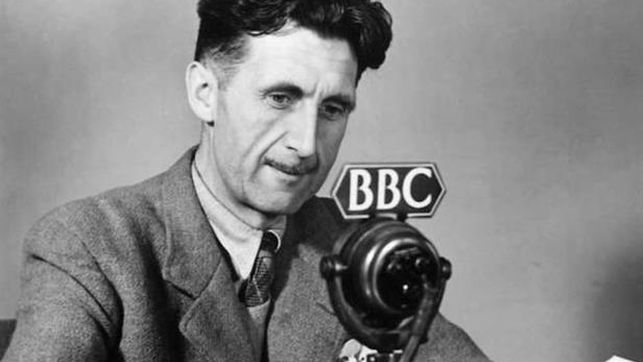 Orwell on writing a book…