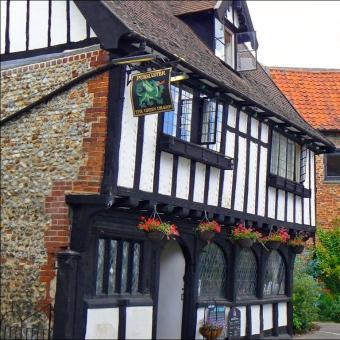 Wymondham Green Dragon Pub