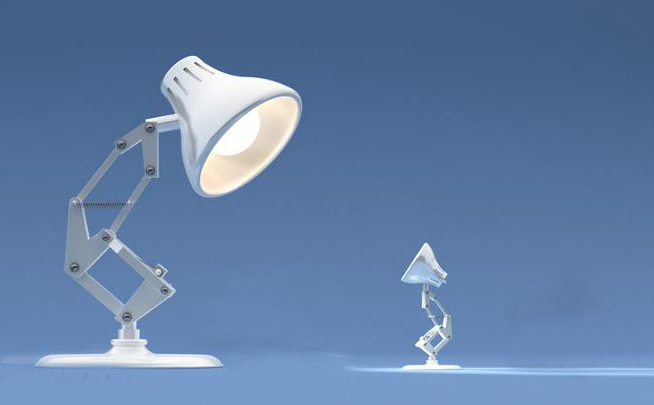 The guy from Pixar oncreativity